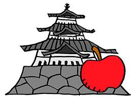 弘前城イメージ